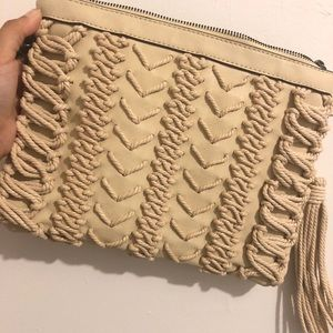Handbags - Off-White Clutch/Purse